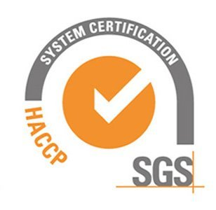 HACCP Certificate (Hazards Analysis Critical Control Point )